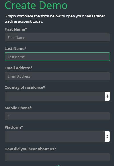 8cap Demo Registration