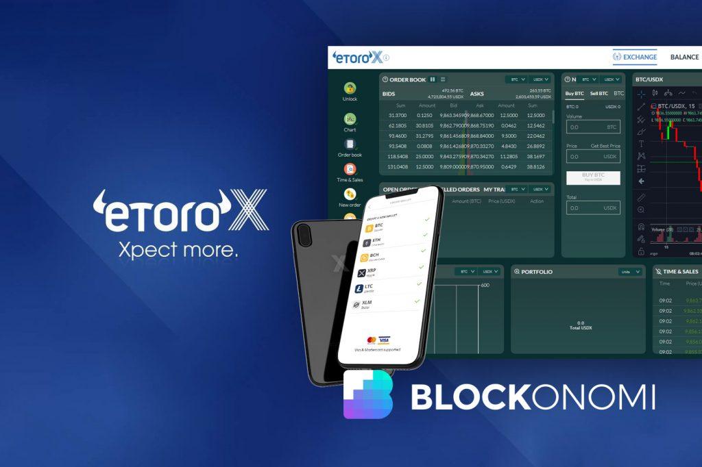 eToroX Review